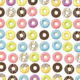 Anillos de espuma dulces brillantes Fotografía de archivo