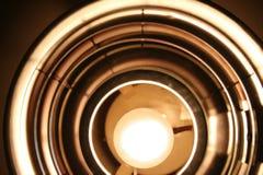 Anillos de la luz Imágenes de archivo libres de regalías