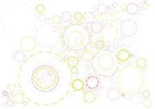 Anillos, vector libre illustration