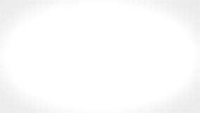 Animação do negócio dos Euros do globo ao símbolo do Euro video estoque
