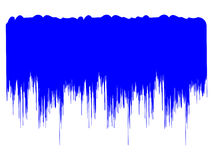 Anima blu Fotografie Stock Libere da Diritti