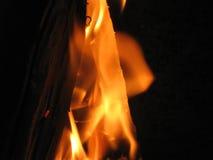 Anima di fuoco Fotografie Stock Libere da Diritti