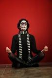 Anima di yoga fotografie stock libere da diritti