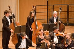 Anima Eterna Philharmonic Orchestra Stock Photo