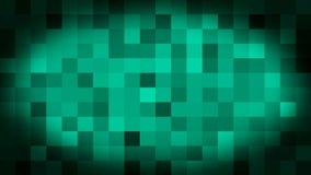 Anima??o pixelated Animated do fundo 3d da arte do la?o ilustração royalty free