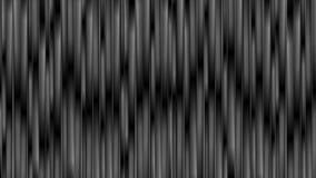 Animación brillante gris oscuro abstracta del vídeo de las rayas