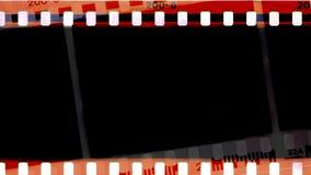 Animación de la película almacen de metraje de vídeo