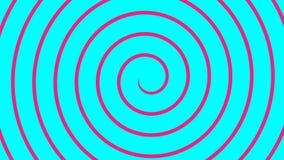 Animación dinámica del movimiento del diseño moderno almacen de video