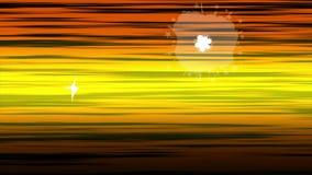 Animación inconsútil de la línea animada y cómica fondo de la velocidad Efecto móvil cómico de la explosión de la bomba y del hum stock de ilustración