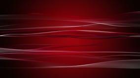 Animación peligrosa con el objeto de la onda en el movimiento, lazo HD 1080p libre illustration