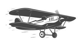 Animación plana con las líneas de la velocidad ilustración del vector