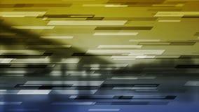 Animación video moderna abstracta geométrica de la tecnología