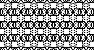 Animacja geometryczny deseniowy okrążać royalty ilustracja