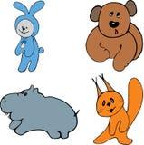 Animais Fotografia de Stock
