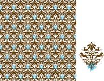 Animais abstratos de w do fundo Fotos de Stock Royalty Free