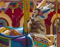 Animais do carrossel Imagens de Stock Royalty Free