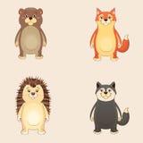 Animais selvagens Imagens de Stock