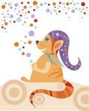 Animal ilustração royalty free