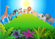 Animal Africa Stock Images