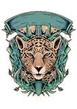 Animal artwork clothing vector illustration