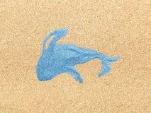 Animal. Beach catch contaminate contaminated contamination danger Stock Images