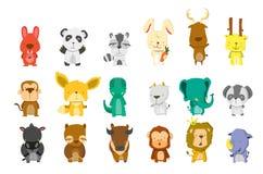 Animal Bigset Royalty Free Stock Photo