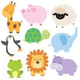 Animal bonito do bebê ilustração royalty free