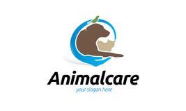 Animal Care Logo Stock Photo