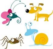 Animal cartoon Stock Photo