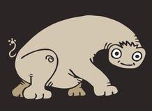 animal cartoon funny Στοκ Φωτογραφία