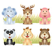 Animal Collection Part 2 Royalty Free Stock Photography