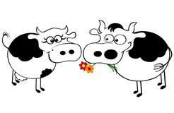 Animal couple. A illustration of animal couple Stock Photography