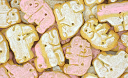 Animal crackers Royalty Free Stock Image