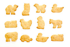 Animal crackers Stock Image