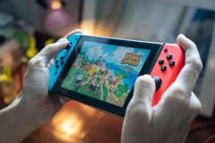 Free Animal Crossing On Nintendo Switch Royalty Free Stock Photo - 186835025