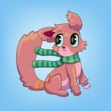Animal da fantasia ilustração stock