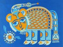 Animal de la fantasía Imagen de archivo libre de regalías