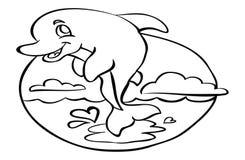` Animal de la serie del ` de la página que colorea libre illustration