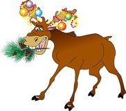 Animal de Noël Photo stock