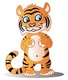 Animal de tigre illustration stock