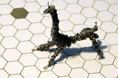 Animal del alambre Foto de archivo