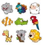 Animal dos desenhos animados Fotografia de Stock