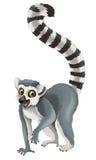 Animal dos desenhos animados - ilustração para as crianças Fotografia de Stock Royalty Free