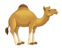 Animal dos desenhos animados - ilustração para as crianças Fotos de Stock