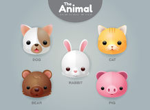 Animal e animal de estimação Imagem de Stock Royalty Free