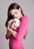 Animal familier parfait Image libre de droits