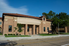 Animal and Food Science Laboratories at LSU Royalty Free Stock Images