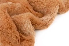 Animal fur. Texture for use as background Royalty Free Stock Images