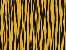Animal fur texture- tiger orange fuzzy royalty free illustration
