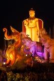 Animal guardians statue in Thai literature . Stock Images